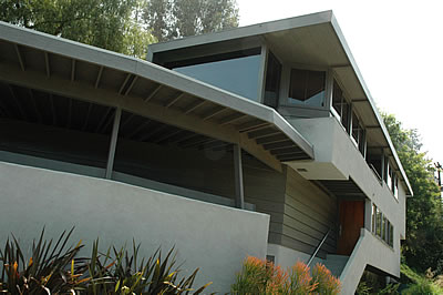 Roth House (1945) Studio City
