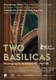 TWO BASILICAS Plakat